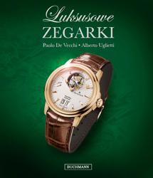 luksusowe zegarki książka