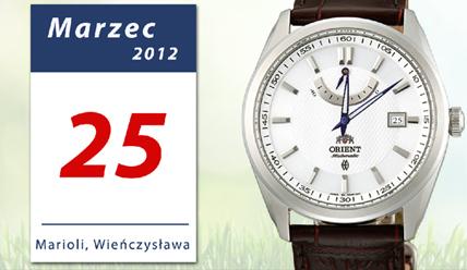 zmiana czasu 2012