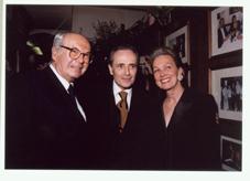 Jose Carreras, Karin, Karl Scheufele Wiedeń 2003