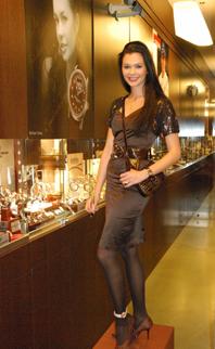 Miss Polonia w salonie odCzasu doCzasu