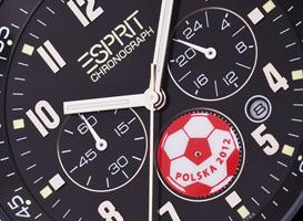 Zegarki Piłkarskie Euro 2012