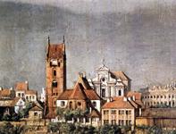 Nowe Miasto Warszawa Canaletto