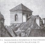 Kościóół Bernardynów, św. Anna