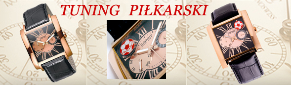 piłkarski tuning zegarków euro 2012